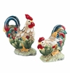 J. Willfred Rooster Salt and Pepper