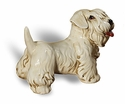 Intrada Italy Mini Sealyham Terrier Dog Statue