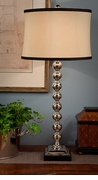 Dessau Home Nickel Ball Lamp
