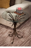 Dessau Home Bronze Wheat Table