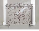 Dessau Home Bronze Firescreen with Veroundi Highlights