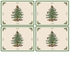 Pimpernel Spode Christmas Tree Placemats Set of 4