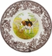 "Spode Woodland Hunting Dogs 10.5"" Dinner Plate - Beagle"
