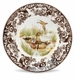 Spode Woodland Salad Plate - Duck & Blue Winged Teal