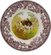 "Spode Woodland Hunting Dogs 8"" Salad Plate - Beagle"