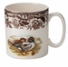 Spode Woodland Large Mug - Pintail Duck Design