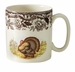 Spode Woodland Turkey 9 oz Mug
