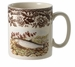Spode Woodland Fish Mug 9 oz - Pacific Salmon