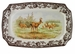 "Spode Woodland American Wildlife Collection 17.5"" Rectangular Platter - Mule Deer"