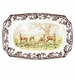 Spode Woodland Rectangular Platter - Deer