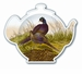 Pimpernel Spode Woodland Melamine Spoon Rest