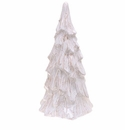 Vietri Bellezza Santa White Tree Centerpiece