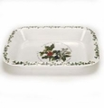 Portmeirion Holly & Ivy 2 Quart Roaster