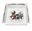 "Portmeirion Holly & Ivy 10"" Square Baking Dish"