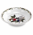 "Portmeirion Holly & Ivy 10.5"" Low Serving / Pasta Bowl"