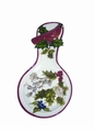 Portmeirion Holly Cardinal Spoon Rest