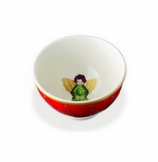 Skyros Designs Winter Angel Cereal Bowl