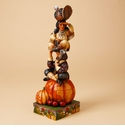 Enesco Jim Shore Harvest Totem Americana Figurine
