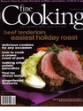 Fine Cooking Magazine - December 2007