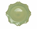 Juliska Berry and Thread Scallop Charger/Server Plate Green
