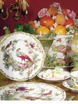 Andrea by Sadek Traditional Porcelain Dinnerware