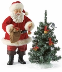 Possible Dreams Santa Clothtique Collection from Dept 56 - Save 30%