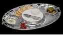 Arthur Court Designs Grape Entertainment Tray Set