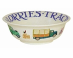 Emma Bridgewater Men At Work Cereal Bowl