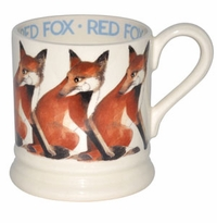 Emma Bridgewater Red Fox 1/2 Pint Mug