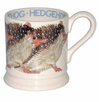 Emma Bridgewater Animals Hedgehog 1/2 Pint Mug