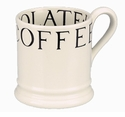 Emma Bridgewater Black Toast 1/2 Pint Mug