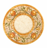 "Vietri Affresco Dinner Plate 11.5"" D"