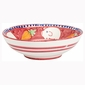 Vietri Campagna Porco (Pig) Medium Serving Bowl