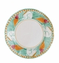 "Vietri Campagna Coniglio Rabbit 10"" D Dinner Plate"