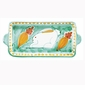 Vietri Campagna Coniglio (Rabbit) Small Rectangular Plate