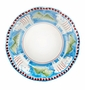 "Vietri Campagna Pecora Sheep 10"" D Dinner Plate"