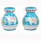 Vietri Campagna Pecora (Sheep) Salt & Pepper Shaker Set