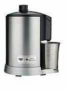 Waring Professional Juice Extractor Brushed Stainless Steel