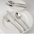 Fortessa Flatware Bistro 5 Piece Placesetting