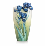 Franz Collection Porcelain Van Gogh Iris Vase