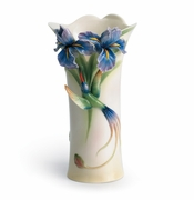 Franz Collection Long Tail Hummingbird Vase