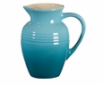 Le Creuset 2.25 Quart Pitcher - Caribbean Blue