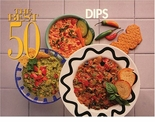 Best 50 Dips Cookbook