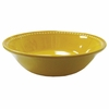 Le Cadeaux Provence Solids Yellow Salad Bowl