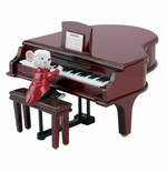 Gold Label Maestro Mouse with Baby Grand Piano