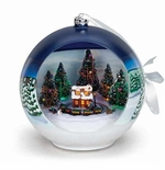 Mr Christmas Train Musical Ornament