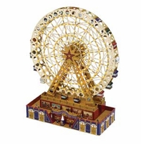 Mr Christmas Gold Label World's Fair Grand Ferris Wheel