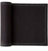 MyDrap Cotton Cocktail Napkin - 50 /roll  - Black