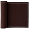 MyDrap Cotton Placemat  12 /roll - Chocolate Brown