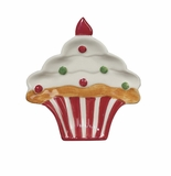Andrea by Sadek Holiday Cupcake Shaped Dish (Set of 4)